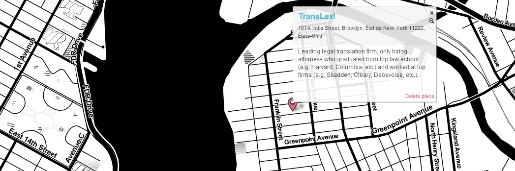 TransLex NY Legal Translation Office